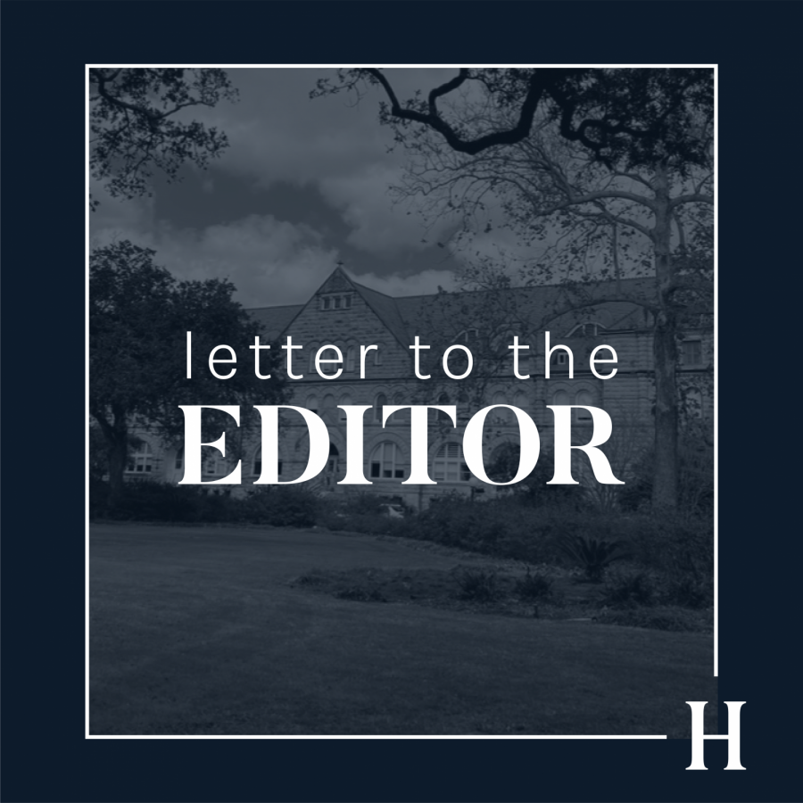 Letter to the Editor: Open Letter to Asian and Asian American Students at Tulane University