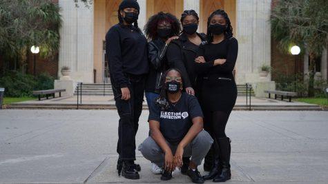 Black history month student piece