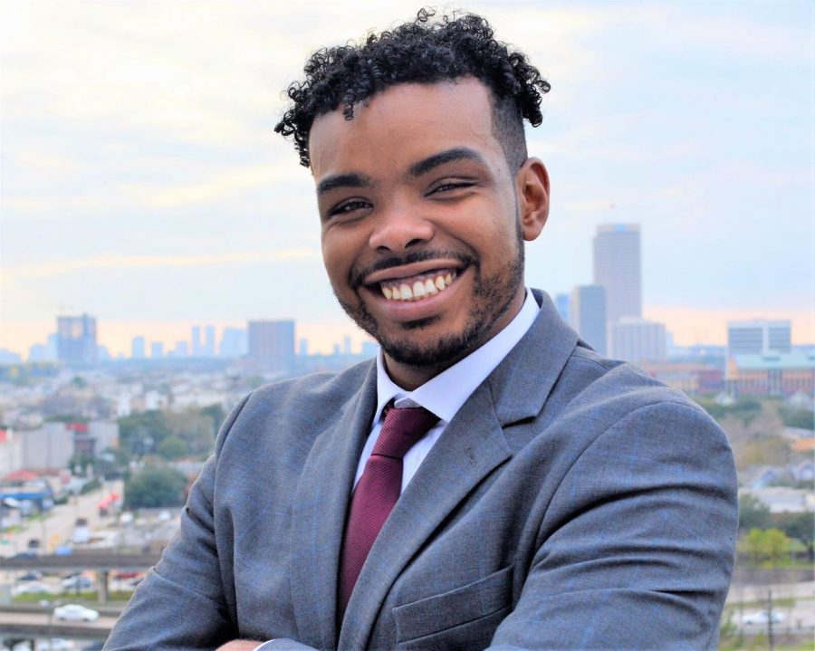 Antonio Milton will be the first Black editor-in-chief of the Tulane Law Review.