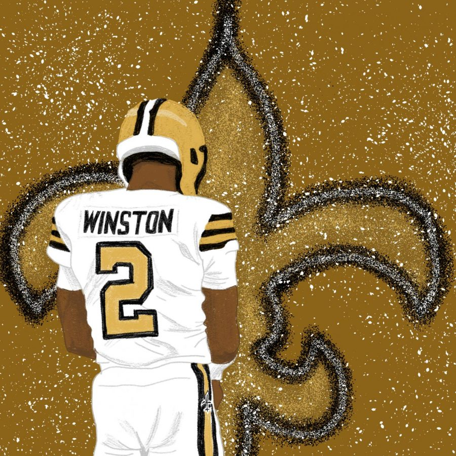Winston has thrown for 19,812 yards, 121 touchdowns, and 88 picks in his six years in the NFL.