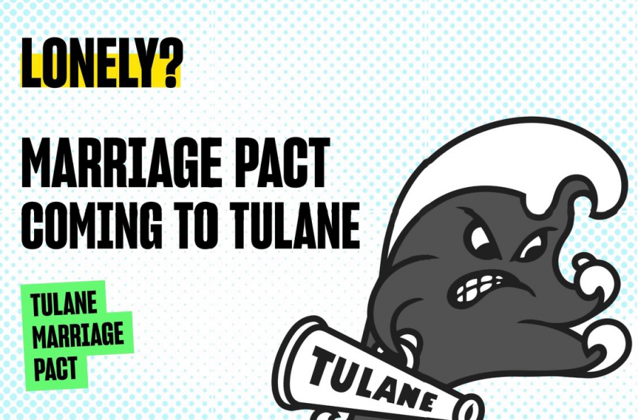 Tulane students look for love through Marriage Pact