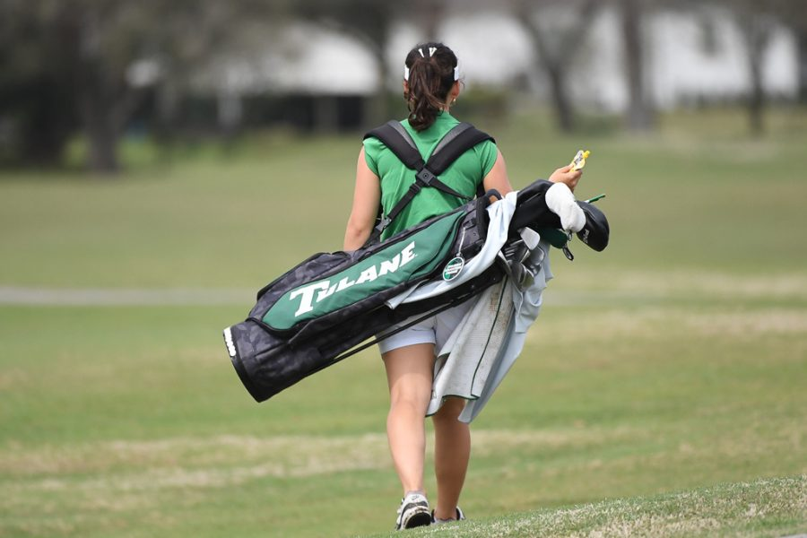 The Tulane Women's Golf Team is midway through the 2021 regular season.