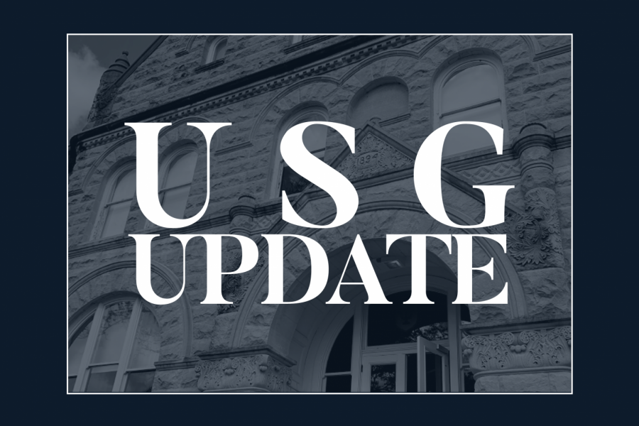 New USG executive board shares future plans