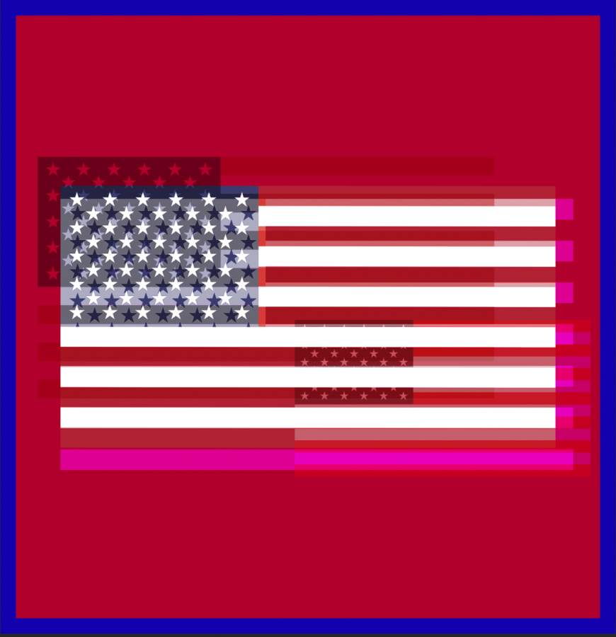 Leftists ought to reclaim the American flag.