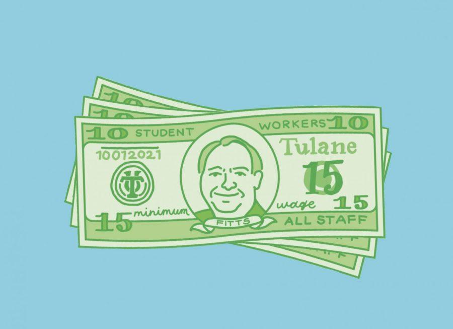 Tulane minimum wage change signals progress