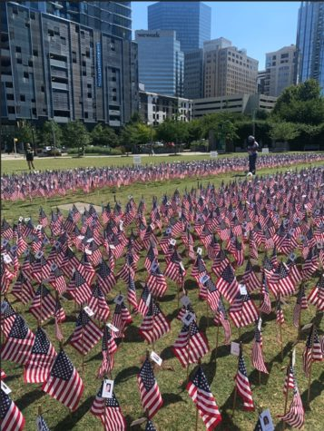 9/11 memorial in charlotte