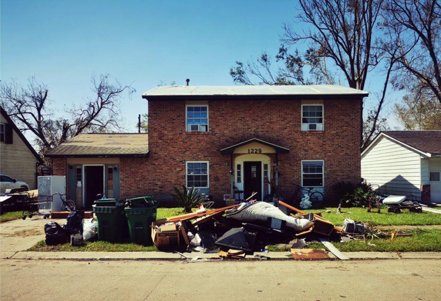 Laplace, Louisiana experienced substantial damage from Hurricane Ida.