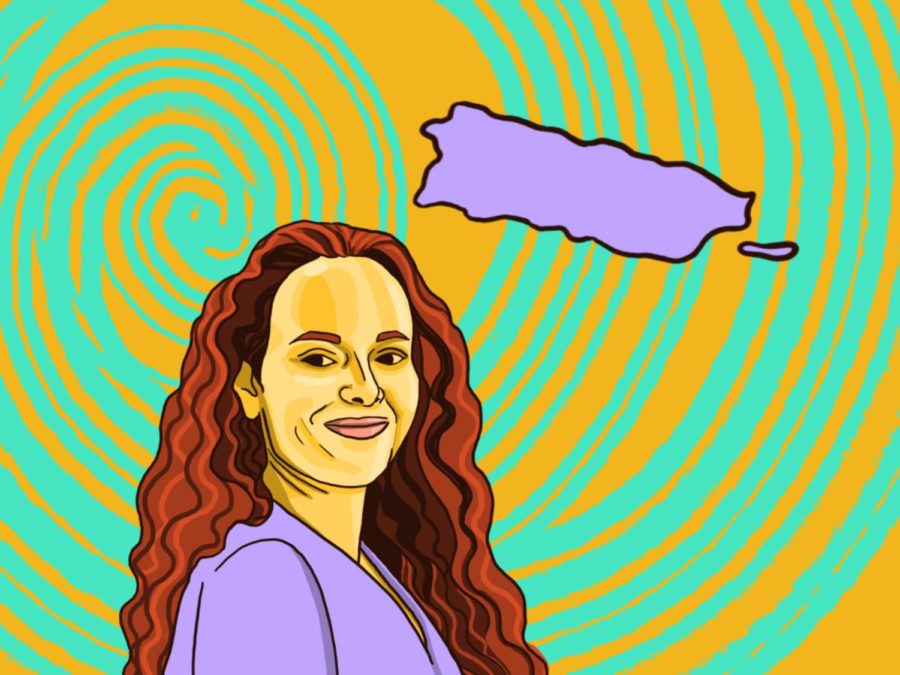 Puerto Rican student Clara Tomé explores the impact of hurricanes on her identity.