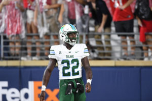 The Ole Miss Rebels defeated Tulane Football 61-21 on Sept. 18. This Saturday, the Green Wave returns home to Yulman Stadium to face the UAB Blazers.