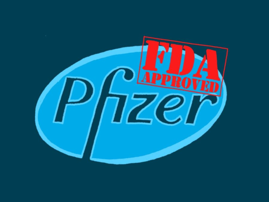 The FDA approval of the Pfizer vaccine could curb vaccine hesitancy.