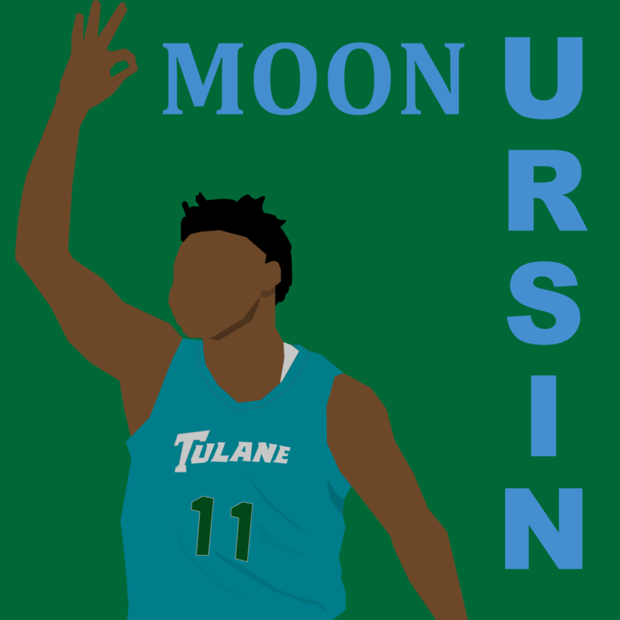 Graduate transfer Moon Ursin joins the Tulane women's basketball team after an impressive four-year career at Baylor that included an NCAA title and All-Big 12 honors.