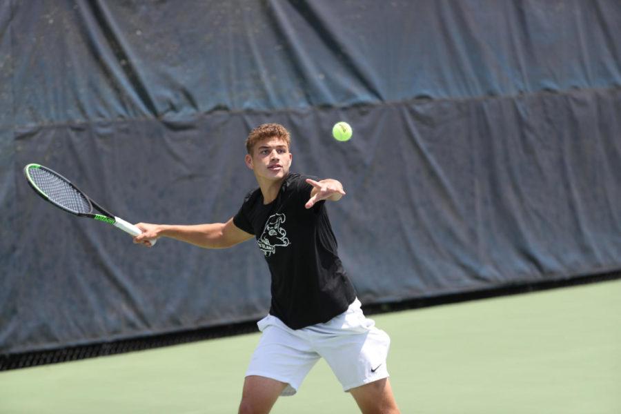 Tulane mens tennis